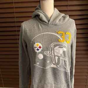 Victoria Secret PINK NFL Steelers Hoodie